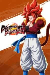 DRAGON BALL FIGHTERZ - Gogeta (SS4)