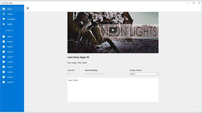 Buy LEARN SONY VEGAS - Microsoft Store en-SA
