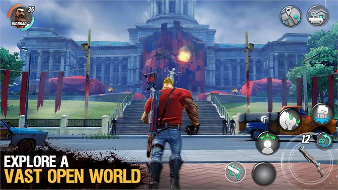 Get Dead Rivals - Zombie MMO - Microsoft Store en-PH
