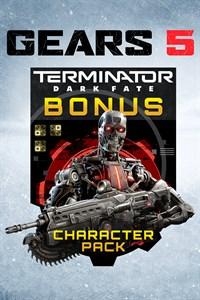 Carátula del juego Terminator Dark Fate Character Pack