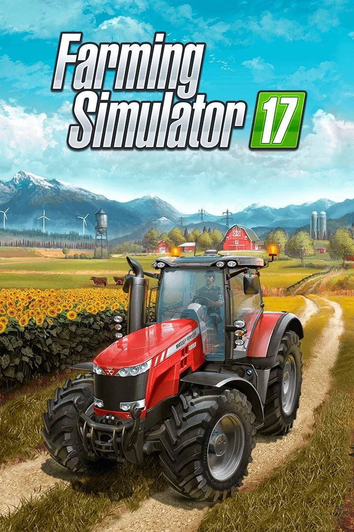 Buy Farming Simulator 17 - Microsoft Store en-IN