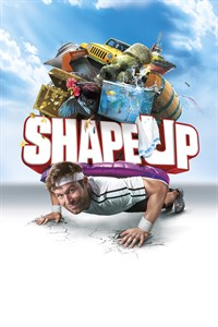 Carátula para el juego Shape Up de Xbox 360