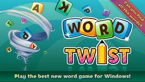 Word Twist Deluxe Screenshots 1