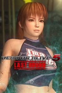 Carátula del juego Dead or Alive 5 Last Round Cheerleader Phase 4