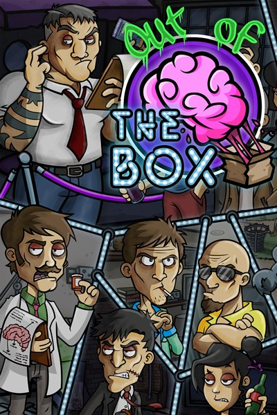 OUT OF THE BOX: Xbox Edition