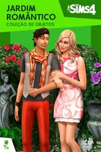The Sims 4 Jardim Romântico Coleção de Objetos