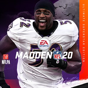 Madden NFL 20: Ultimate Superstar Edition Xbox One