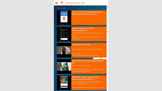 Get Windowsphone-BD - Microsoft Store