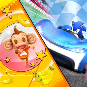 Team Sonic Racing & Super Monkey Ball: Banana Blitz HD Xbox One