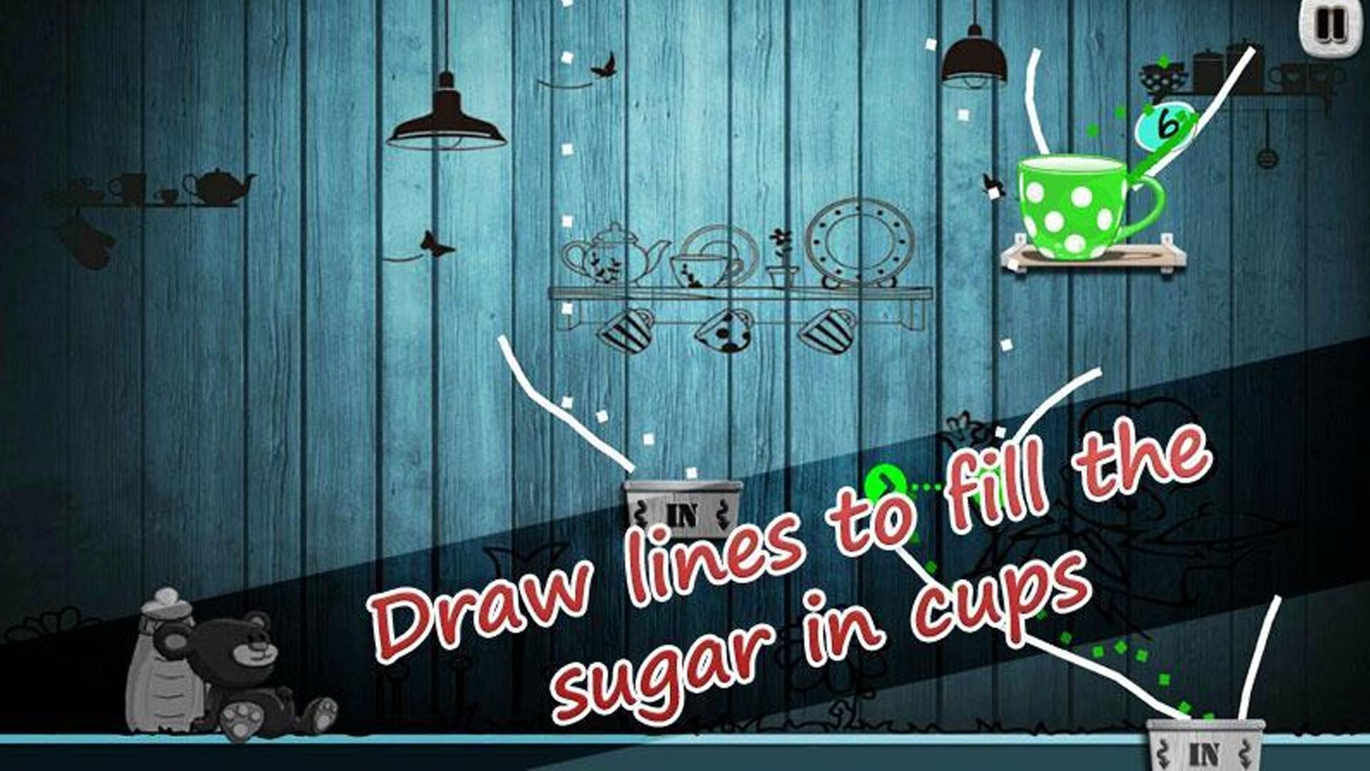 Get Sugar & Cup : Brain Game - Microsoft Store