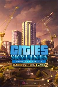 Cities: Skylines - Radio Station Pack 2