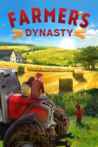 Carátula para el juego Farmer's Dynasty de Xbox 360