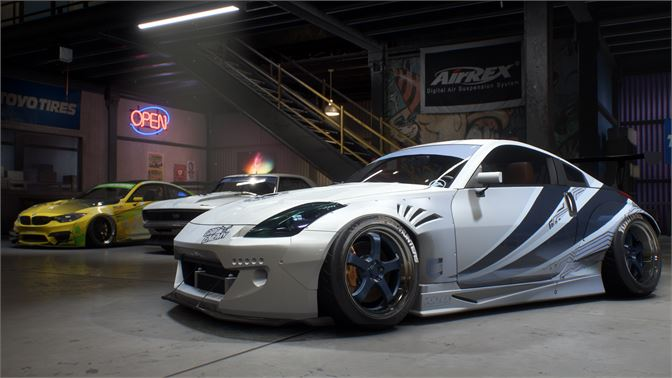 supra need for speed payback cars