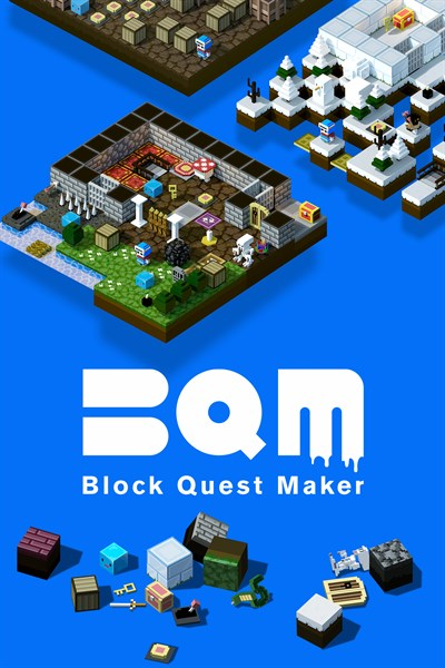 BQM - BlockQuest Maker