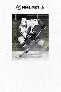 Carátula del juego NHL 21 Great Eight Edition