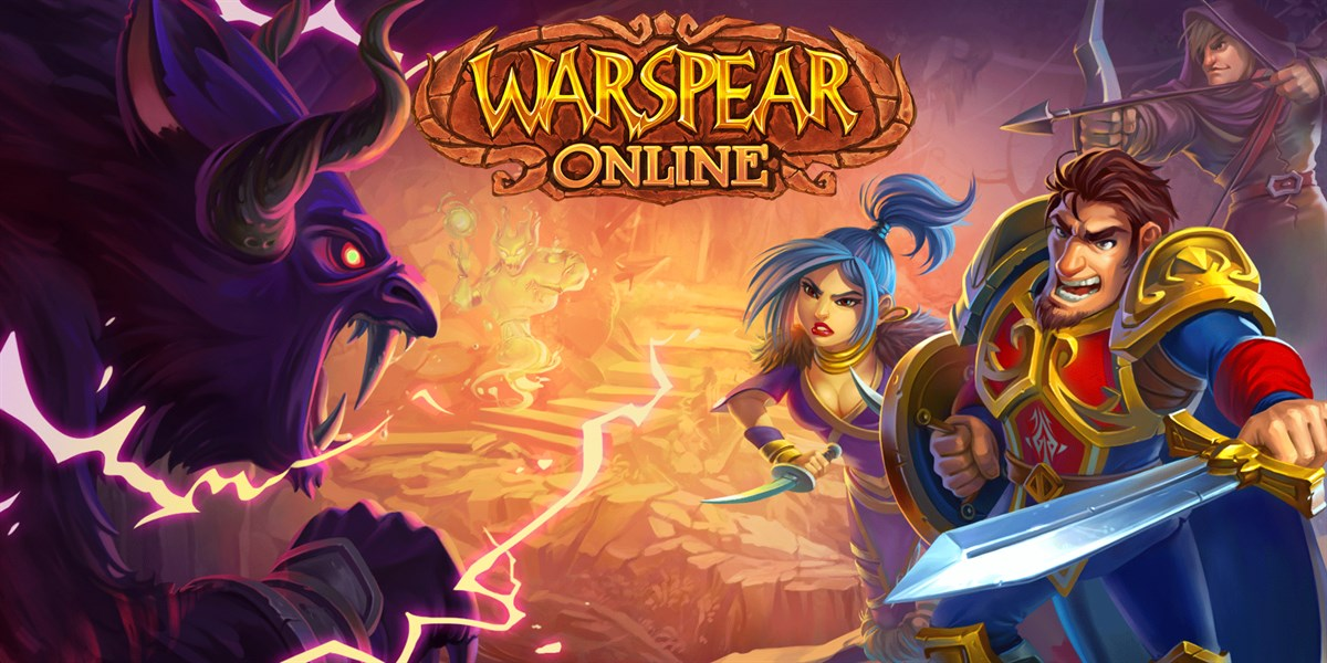 Get Warspear Online MMO RPG - free role playing game ...
