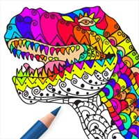 Get Dinosaur Coloring Pages for Adults - Microsoft Store en-SA