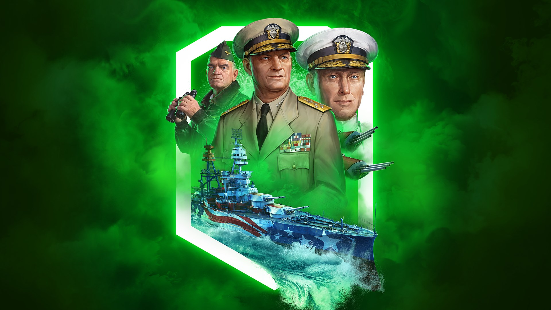 World of Warships: Legends — Power of Independence