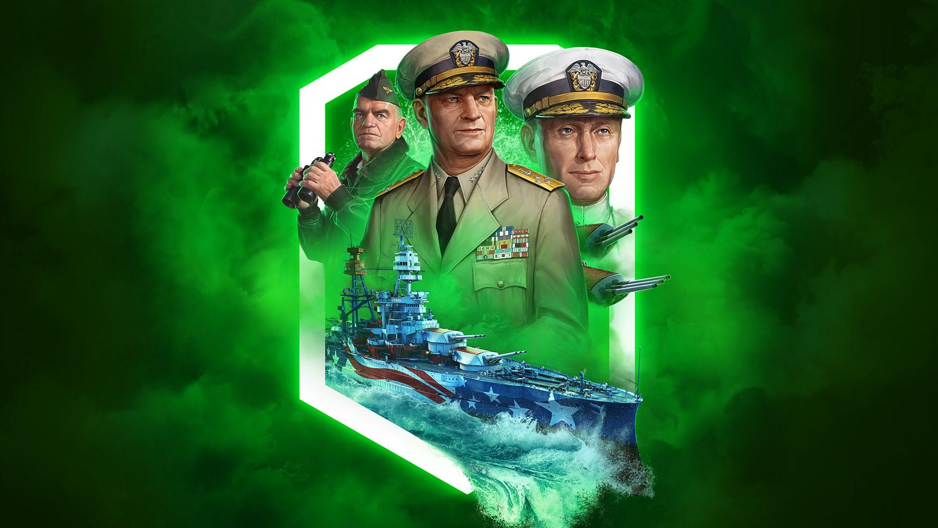 World of Warships: Legends — Сила Независимости