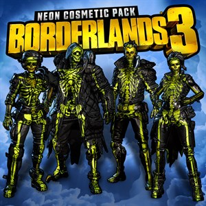 Borderlands 3 Neon Cosmetic Pack Xbox One