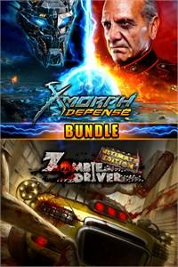 X-Morph: Defense & Zombie Driver Bundle