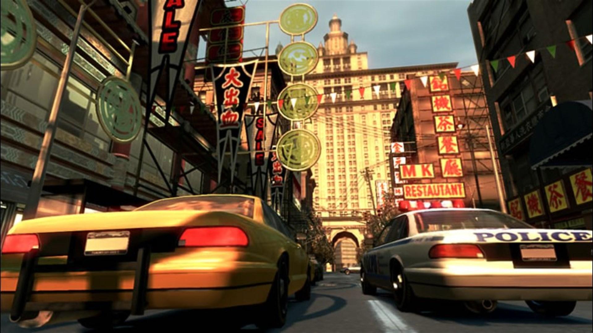 Скриншот №8 к Grand Theft Auto IV