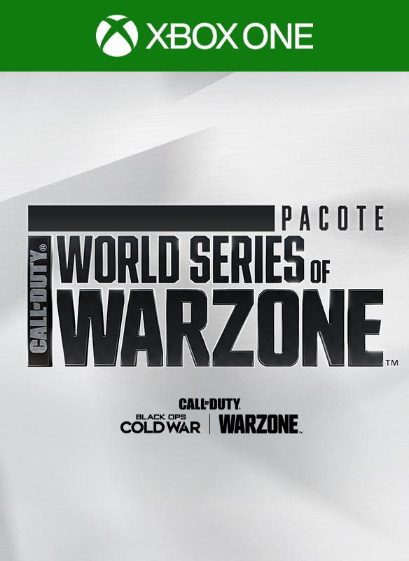 Call of Duty® - World Series of Warzone™ 2021 Bundle