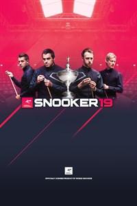 Carátula para el juego Snooker 19 de Xbox 360