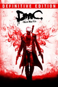 Carátula del juego DmC Devil May Cry: Definitive Edition