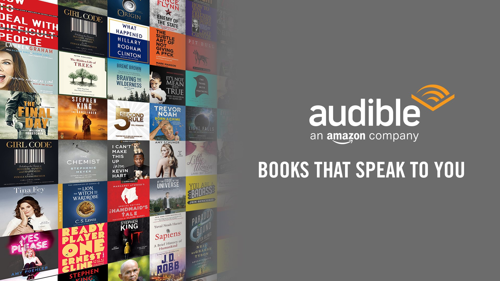 Get audiobooks from audible microsoft store fandeluxe Image collections