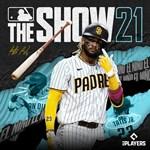 MLB® The Show™ 21 Xbox™ Series X S Standard Edition Logo