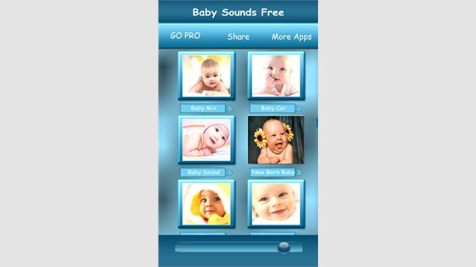 Get Baby Sounds Free - Microsoft Store