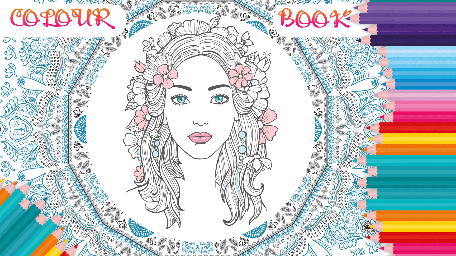 Get ColoringFun-Coloring Books For Adults & Kids AntiStress Artistic ...