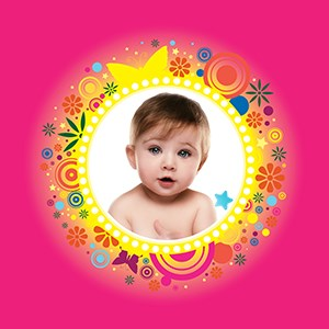 Baby Design - Cards And Collage Templates for Photoshop
