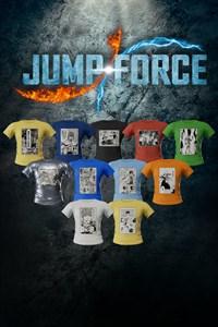 JUMP FORCE - 13 Manga T-Shirts Pack