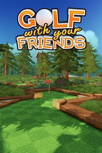 Carátula para el juego Golf With Your Friends de Xbox One