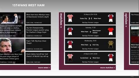 1st4Fans West Ham United editionScreenshots 1