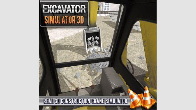 Get Heavy Excavator Simulator - Microsoft Store