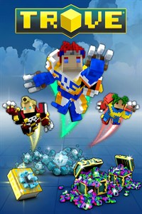 Trove - Vanguardian Super Pack