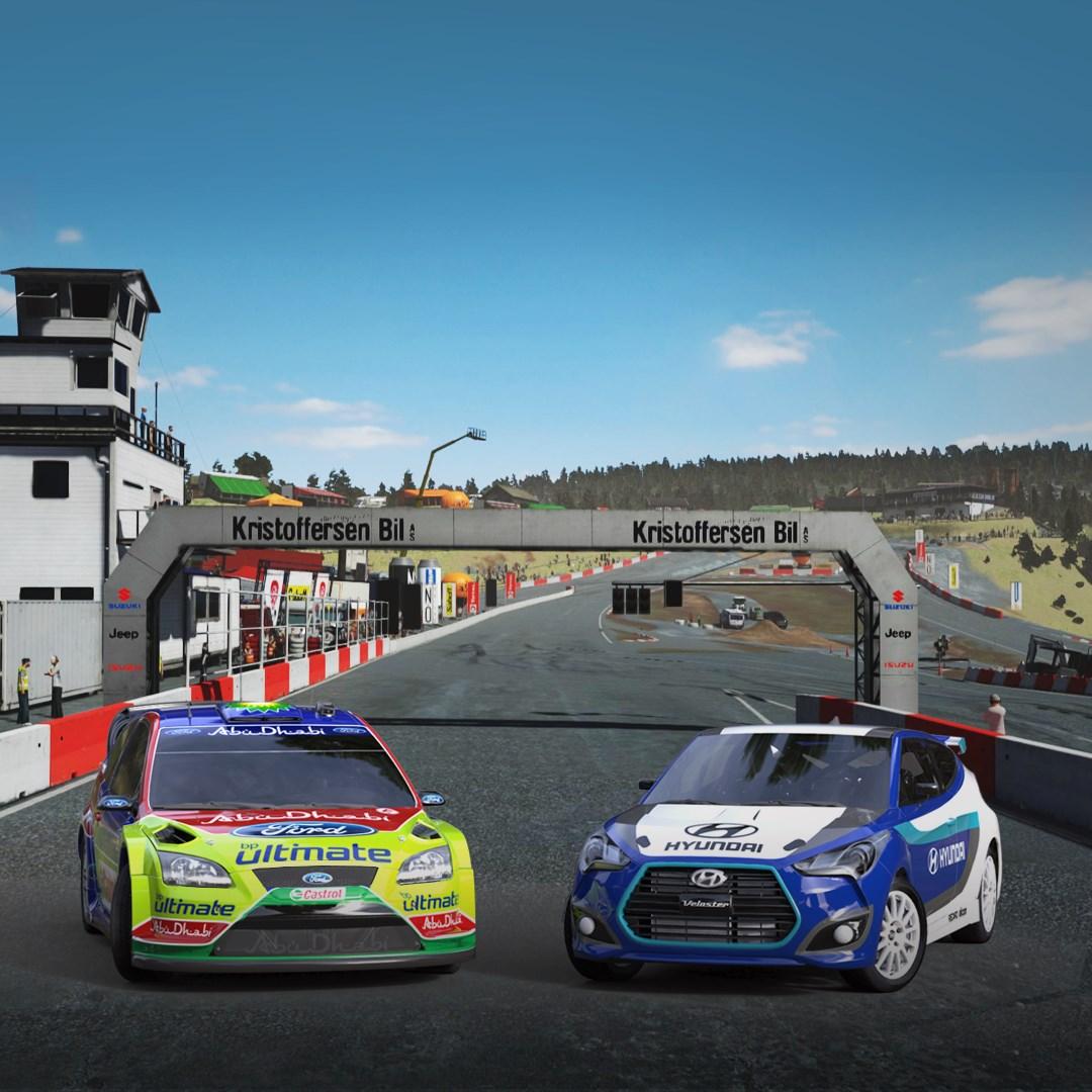 Скриншот №5 к Sébastien Loeb Rally EVO - Rallycross Pack