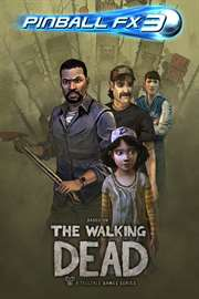 Carátula del juego Pinball FX3 - The Walking Dead