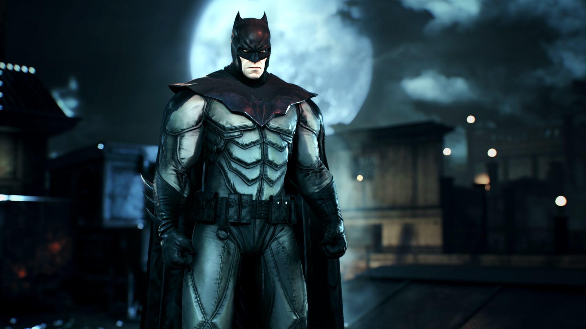 Aspecto de Batman Noel