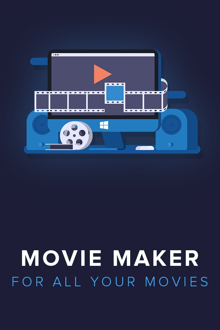 Get Movie Maker : Video Editor With Photo Slideshow