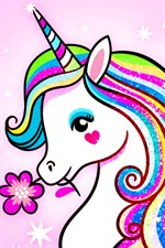 Recevoir Unicorn Coloring Book Adult Coloring Book Microsoft Store Fr Tn
