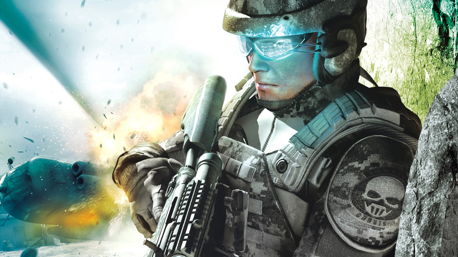Tom Clancy's Ghost Recon Advanced Warfighter 2: N…