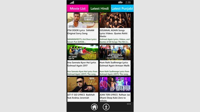 Get Old Hindi Songs Lyrics - Microsoft Store en-LK