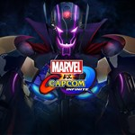 Marvel vs. Capcom: Infinite - Deluxe Edition Logo