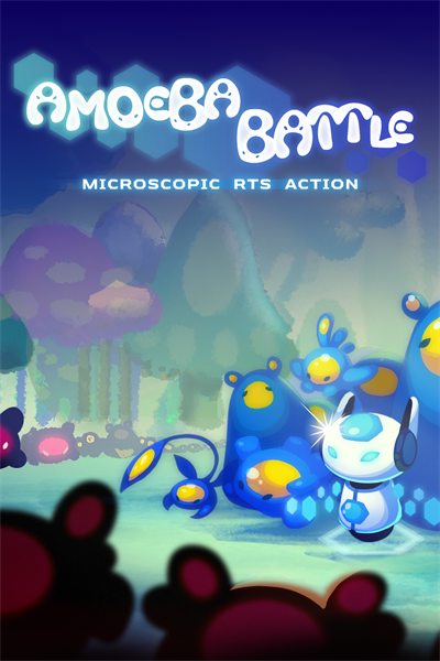 Amoeba Battle - Microscopic RTS Action