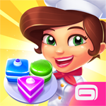 Pastry Paradise by Gameloft
