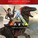 ARK: Survival Evolved Explorer's Edition Logo